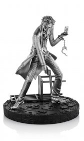 DC Comic Pewter Collectible Statue 1/12 Joker 17 cm