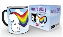 Unicorn Heat Change Mug Sparkle