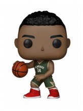 NBA POP! Sports Vinylová Figurka Giannis Antetokounmpo (Bucks) 9