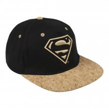 DC Comics Snapback kšiltovka Superman Cork