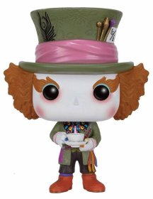 Alice in Wonderland 2010 POP! Disney Vinylová Figurka Mad Hatter
