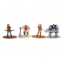 Dungeons & Dragons Nano Metalfigs Diecast mini figurky 4-Pack St