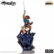 Thundercats BDS Art Scale Socha 1/10 Lion-O & Snarf Deluxe 43 c