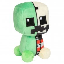Minecraft Mini Crafter Plyšák Creeper Anatomy 11 cm