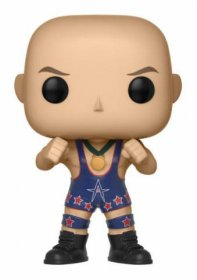 WWE POP! Vinyl Figure Kurt Angle (Ring Gear) 9 cm