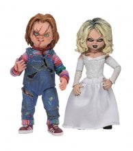 Bride of Chucky Ultimate Action Figure 2-Pack Chucky & Tiffany 1