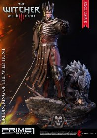 Witcher 3 Wild Hunt Sochas Eredin & Eredin Exclusive 61 cm Asso