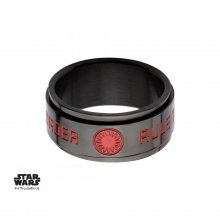 Star Wars Episode VII Spinner Ring First Order Size 10