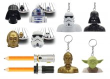 Star Wars Keychains Mystery Bags Display (72)