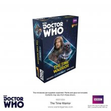 Doctor Who Exterminate! Miniatures The Time Warrior *English Ver