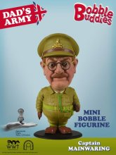 Dad's Army Bobble-Head Captain Mainwaring 7 cm