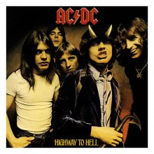 AC/DC Rock Saws skládací puzzle Highway To Hell (500 pieces)