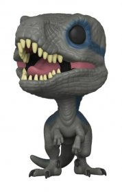 Jurrasic World 2 POP! Movies Vinylová Figurka Blue (New Pose) 9