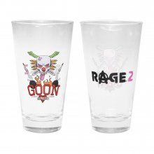 Rage 2 Glass Goon Tattoo