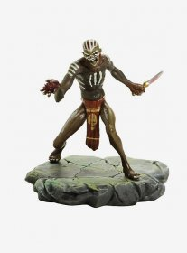 Iron Maiden Legacy of the Beast PVC Figure Shaman Eddie 10 cm