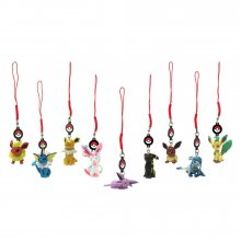 Pokemon Dangler Keychains 2-Packs Assortment (9)