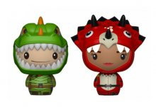Fortnite Pint Size Heroes mini figurky 2-Pack Rex & Tricera Ops