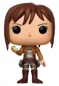 Attack on Titan POP! Animation Vinylová Figurka Sasha Braus 9 cm