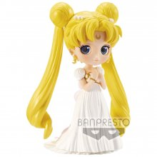 Sailor Moon Q Posket mini figurka Princess Serenity 14 cm
