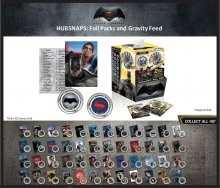 Batman v Superman Dawn of Justice Hubsnaps Blind Bags Display (6