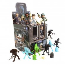 Aliens Action Vinyls mini figurky 8 cm Wave 1 Display (12)