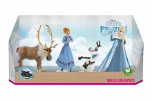 Olaf's Frozen Adventure Gift Box with 4 Figures 5 - 10 cm
