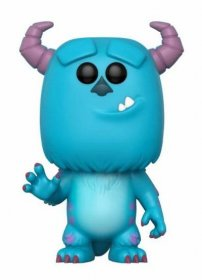 Monsters Inc. POP! Disney Vinylová Figurka Sulley 9 cm