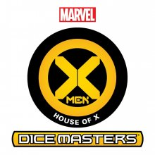 Marvel Dice Masters: House of X Draft Packs Display (8) *English