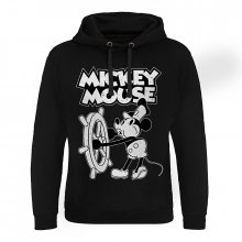 Disney mikina s kapucí Steamboat Willie Epic