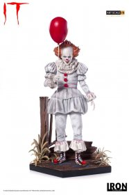 Stephen King's It 2017 Deluxe Art Scale Socha 1/10 Pennywise 25