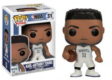 NBA POP! Sports Vinylová Figurka Karl-Anthony Towns (Minnesota T