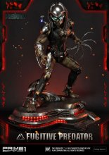 The Predator Socha 1/4 Fugitive Predator 75 cm