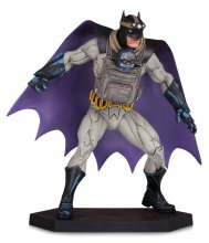 Dark Nights: Metal Socha Batman with Darkseid Baby 15 cm