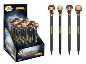 Harry Potter POP! Homewares Pens with Toppers Display Classic (1