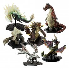 1Monster Hunter Trading Figures CFB MH Standard Model Plus THE B