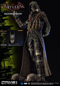 Batman Arkham Knight Sochas Scarecrow & Scarecrow Exclusive 81