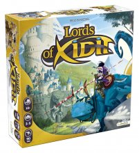 Lords of Xidit Board Game *English Version*