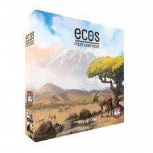 Ecos: The First Continent desková hra *English Version*