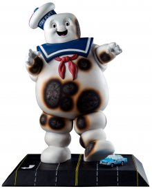 Ghostbusters Socha Stay Puft Burnt Variant 46 cm