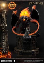 Lord of the Rings Statues Gandalf Vs. Balrog & Gandalf Vs. Balro