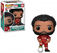 EPL POP! Football Vinylová Figurka Mohamed Salah (Liverpool) 9 c