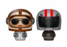 Fortnite Pint Size Heroes mini figurky 2-Pack Moonwalker & Burno