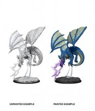 D&D Nolzur's Marvelous Miniatures Unpainted Miniature Young Blue