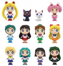 Sailor Moon Mystery Minis Vinyl mini figurky 6 cm Display Classi