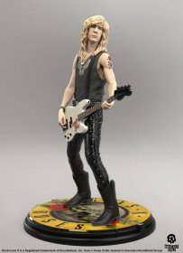 Guns n' Roses Rock Iconz Socha Duff McKagan 20 cm