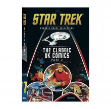 Star Trek Graphic Novel Collection Vol. 20: Classic UK Comics Pa