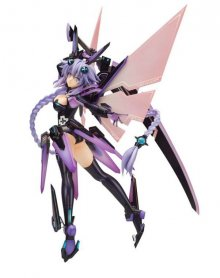 Hyperdimension Neptunia Statue 1/7 Purple Heart Dress Version 23