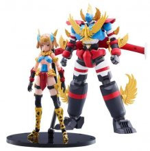 New Gattai Series Plastic Model Kits Robot Atlanger & Atori Hota
