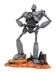 The Iron Giant Gallery PVC Socha Superman 25 cm