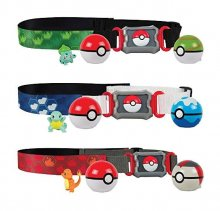 Pokemon Clip´n´Carry Poké Ball Belt Ver. 2 Assortment D2 (4)